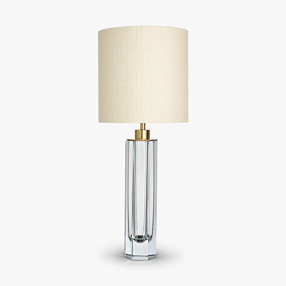 Diamond Column Lamp - Small