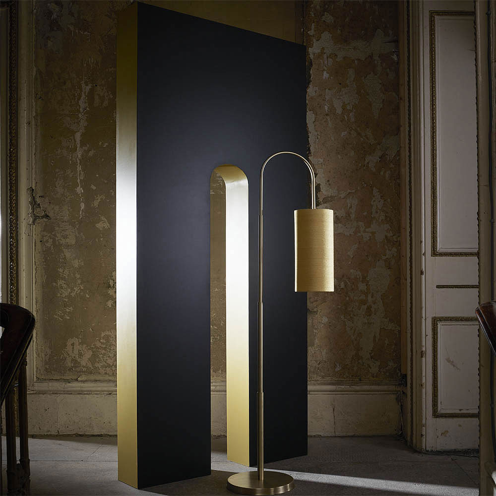 Telescope Floor Lamp