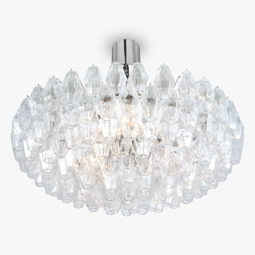 Poly Chandelier