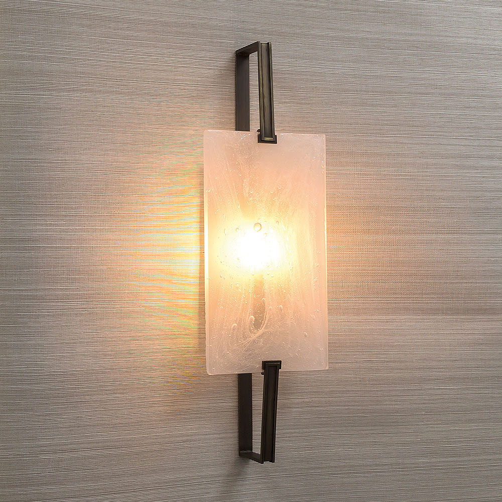 Facet Wall Light