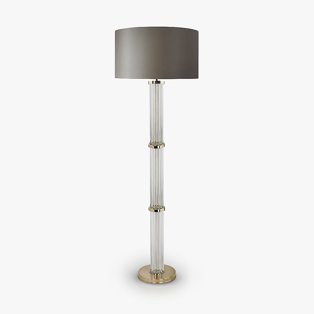 Carlyle floor lamp floor lamps bella figura the for Bella figura lamps