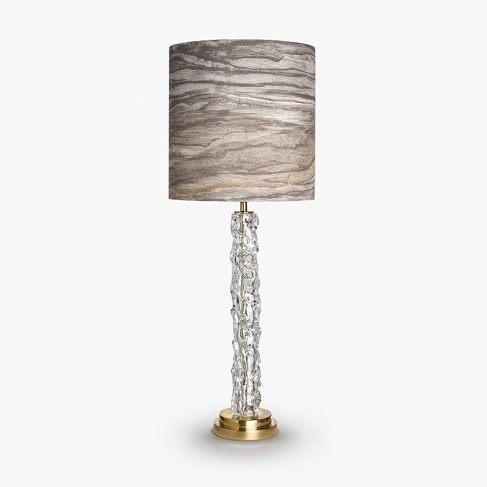 Ice column lamp table lamps bella figura the worlds most ice column lamp geotapseo Image collections