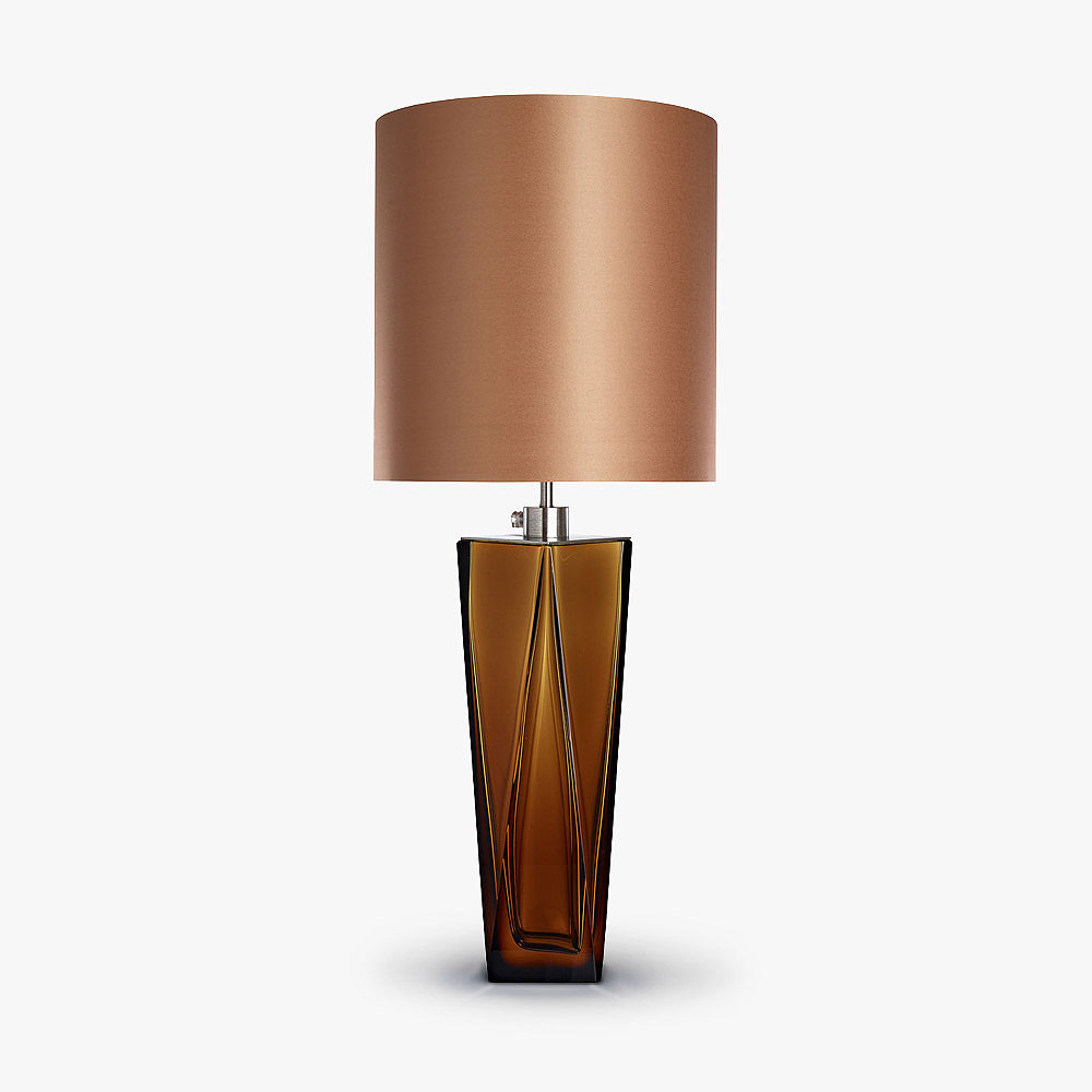 Diamond Asymmetrical Lamp