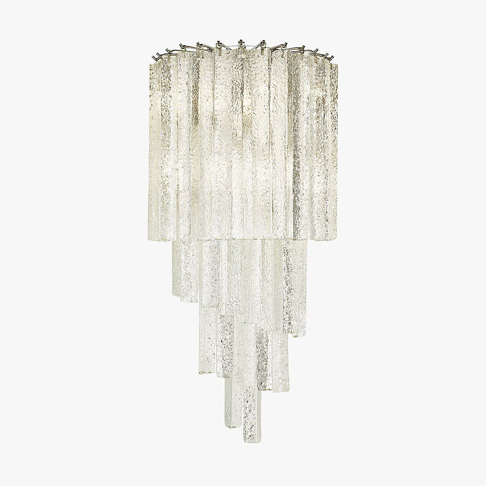 Waterfall Wall Light