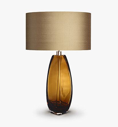 Diamond Curved Lamp