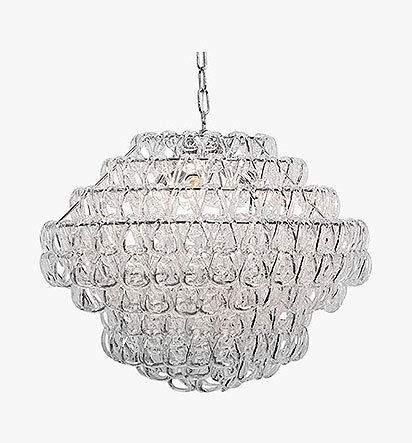 Catena Large Link Chandelier