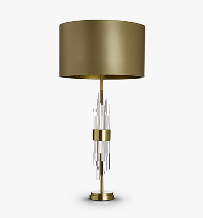 Bond street lamp large table lamps bella figura for Bella figura lamps