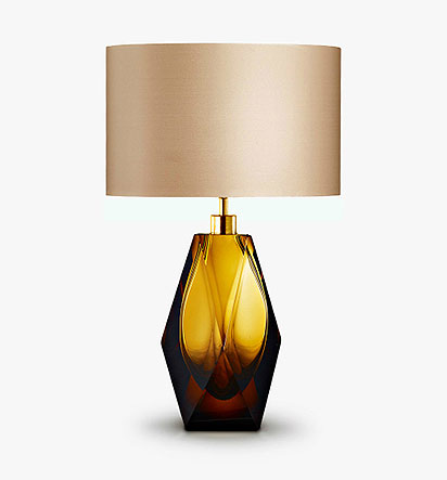 Diamond Lamp - Medium
