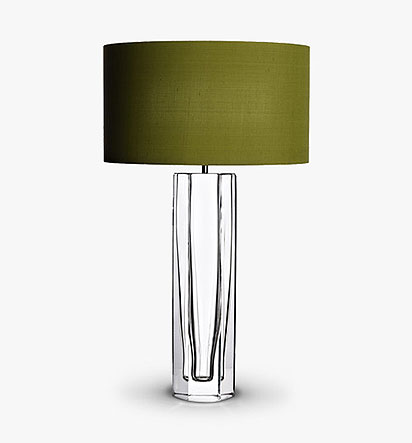 Diamond Column Lamp