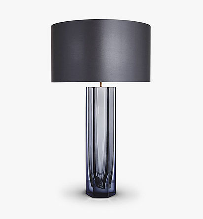 Diamond Column Lamp - Large