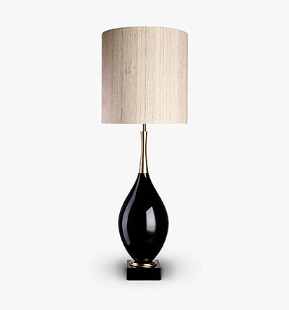 Bond Street Lamp Small Table Lamps Bella Figura The World S