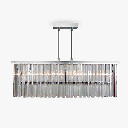Rectangular Chandelier