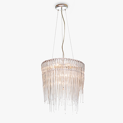 Icicle Suspension Light