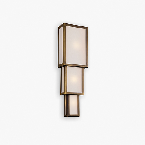 Parchment Wall Light