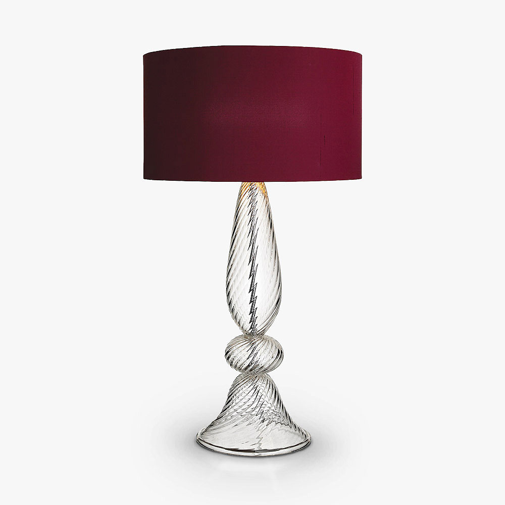 Twist lamp table lamps bella figura the world 39 s most for Bella figura lamps