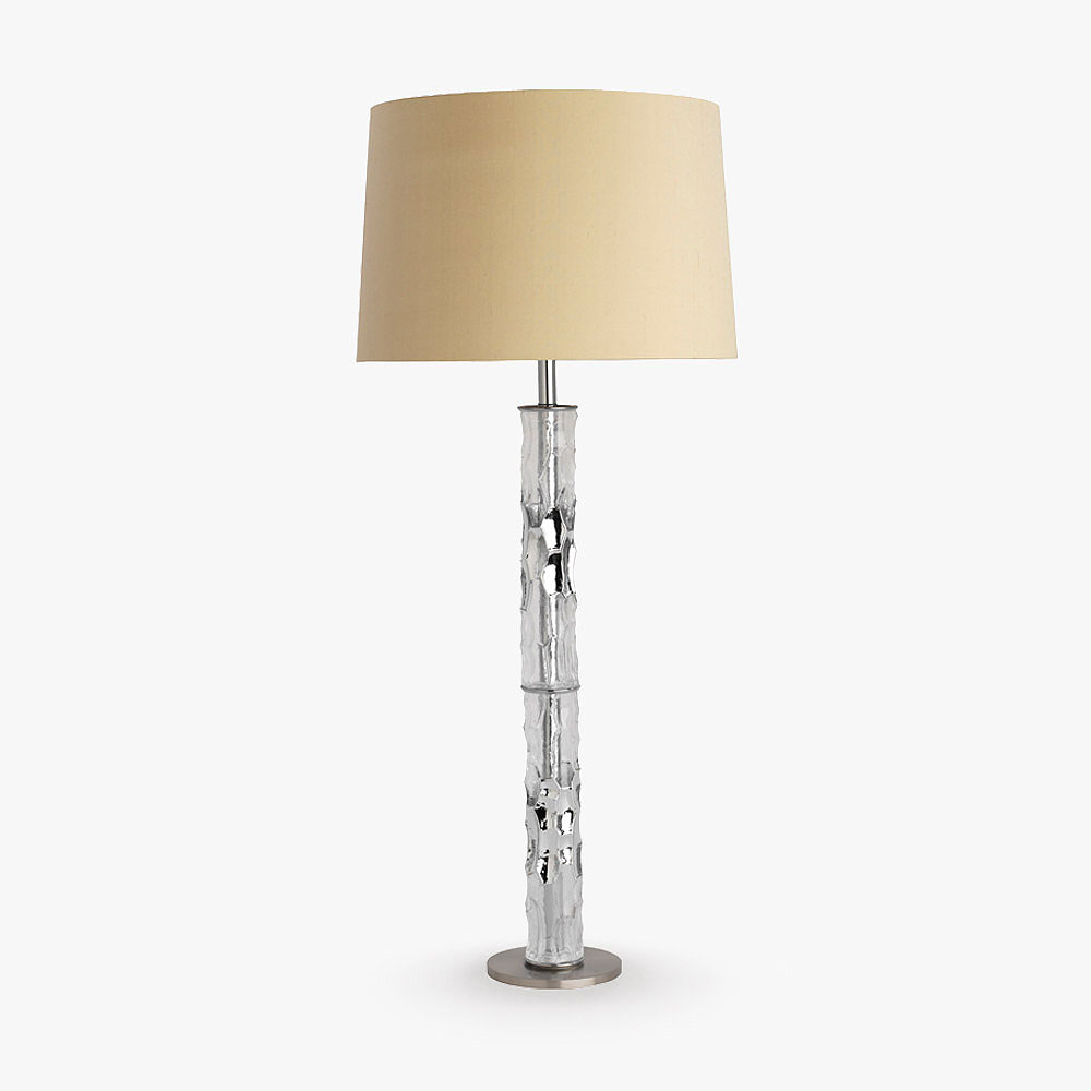 Bamboo lamp large table lamps bella figura the for Bella figura lamps