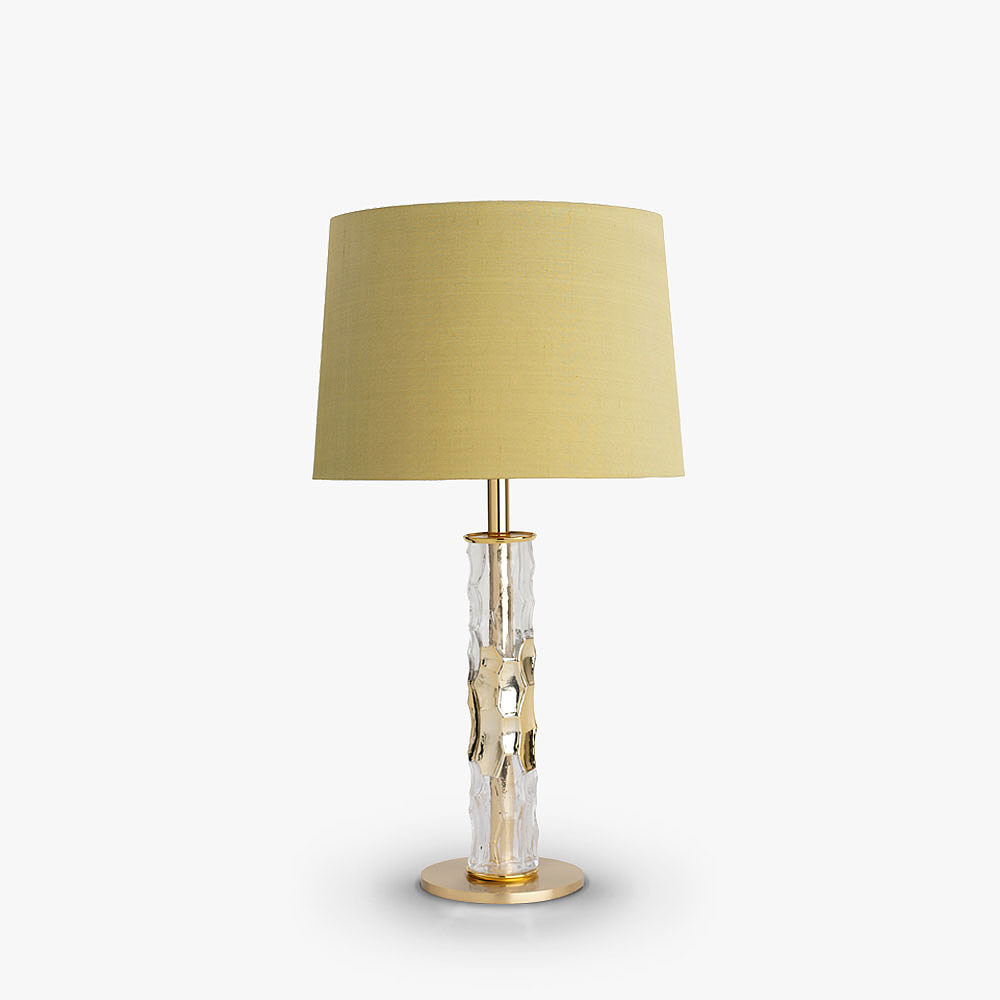 Bamboo Lamp Small Table Lamps Bella Figura The