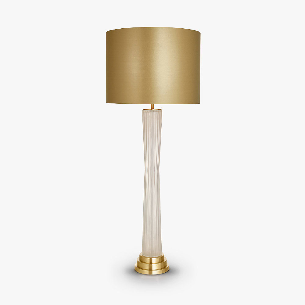 Murano column lamp table lamps bella figura the for Bella figura lamps