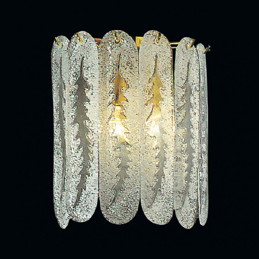 Pine Leaf Wall Light