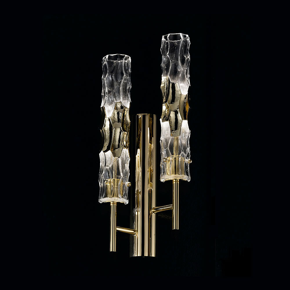 Bamboo Wall Light